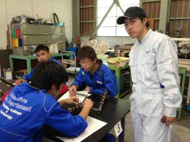 徳島工業短期大学 BLOG: ノギス...