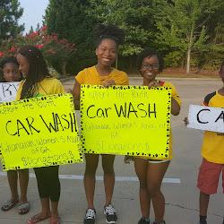 GWAG Youth Carwash