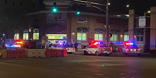 Suspected shoplifter shot by security guard at downtown Louisville Walgreens