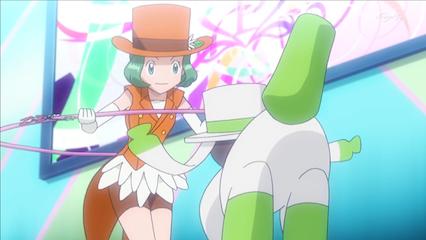 pokemon showcase skirt furfrou