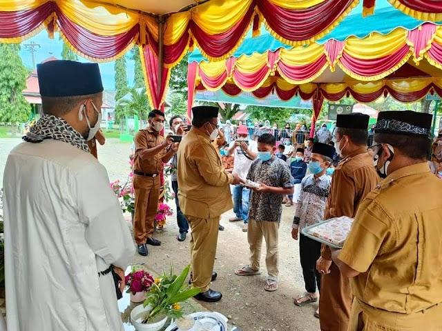 Pemkab Aceh Utara Bersama Dinkes Aceh Utara Laksanakan Baksos Khitanan Massal 1650 Anak