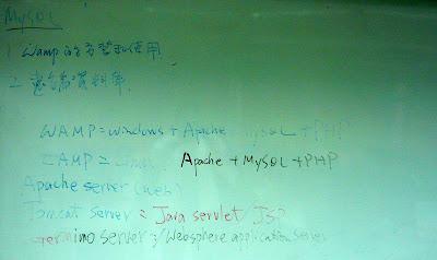 各種Web server