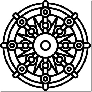 drawn-lotus-dharma-wheel-9