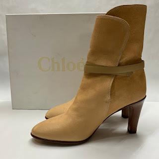 Chloé New Ankle Boots