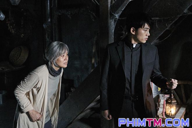 Ám Hồn - Thêm một phim điện ảnh kinh dị gây xúc động đến cuối cùng - Ảnh 5.