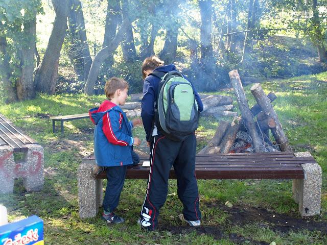 Piknik rodzinny Przygoda z orientacją 3 X 2010 - PA039320.JPG