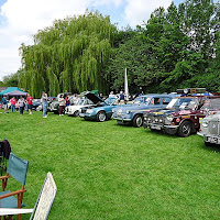 Fun Day 26th May 2014 Some of the classic cars