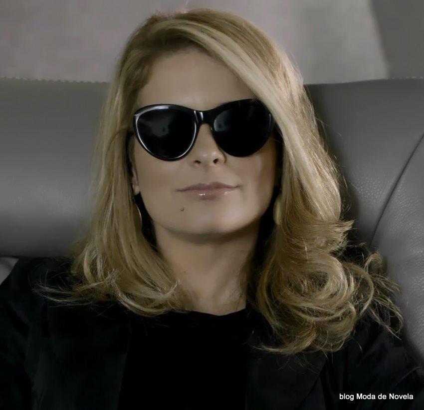 moda da novela Geração Brasil - óculos da Pamela