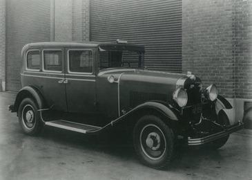 Checker 1928 Model K