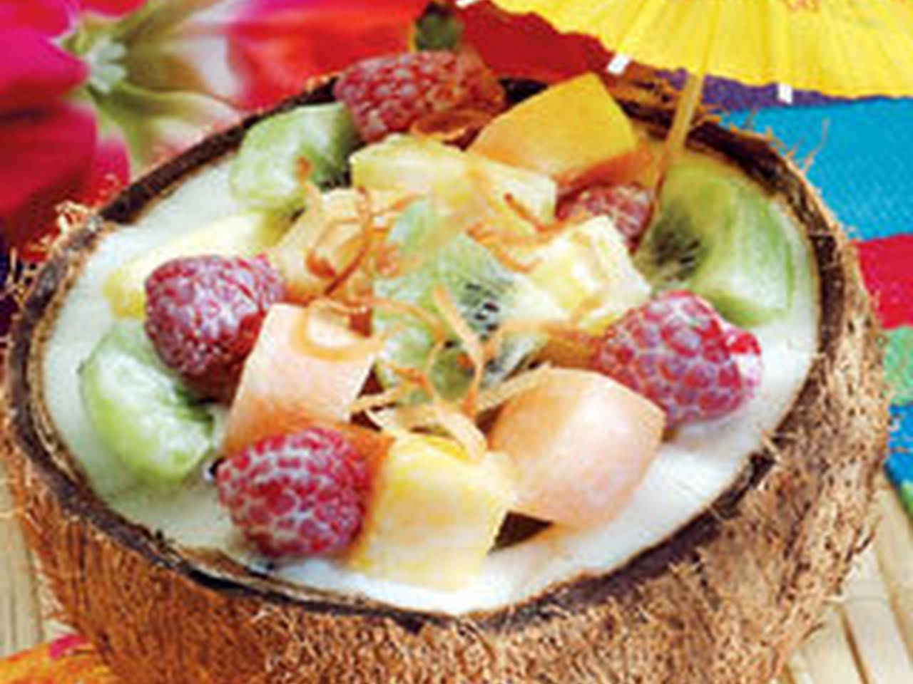 10 Best Fruit Salad With Sour Cream Recipes Yummly