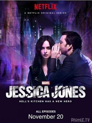 Phim Cô Gái Siêu Năng Lực Phần 1 - Jessica Jones Season 1 (2015)