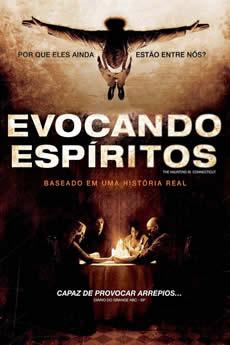 Capa Evocando Espíritos (2009) Dublado Torrent