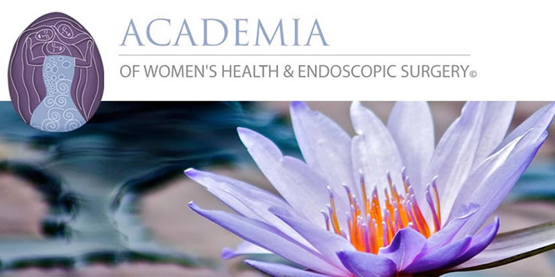 Gynecologist in Atlanta GA Academia of Women's Health & Endoscopic Surgery Logo