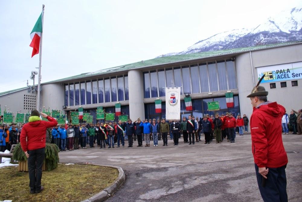 Campionato Nazionale ANA sci di fondo Piani di Bobbio - Campionati%2BNazionali%2BANA%2BBarzio%2Bapertura%2B28.JPG