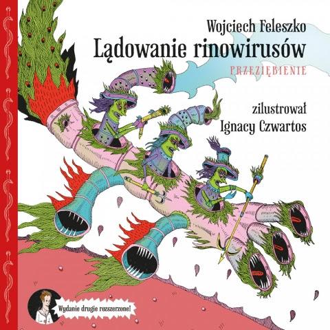 Wojciech Feleszko, Lądowanie rinowirusów