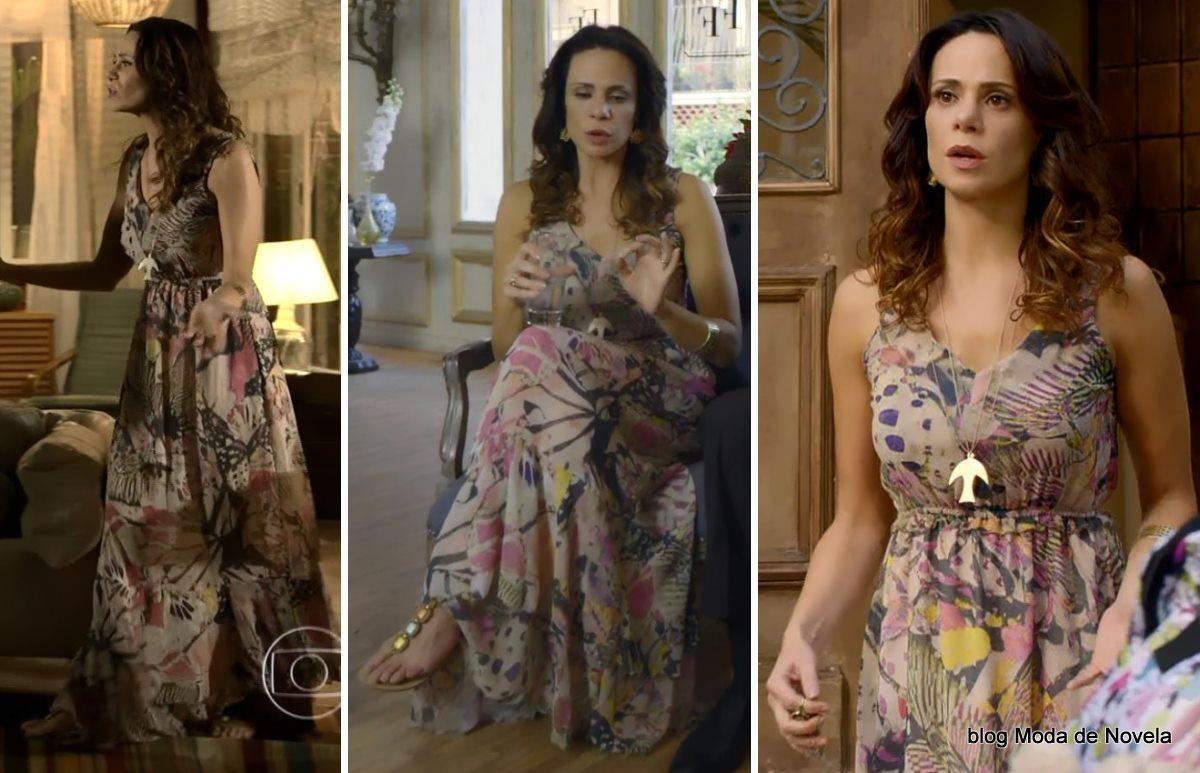 moda da novela Em Família - look da Juliana dia 31 de maio