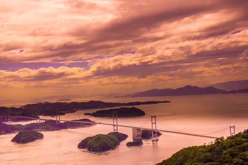 来島海峡大橋 亀老山展望台 4
