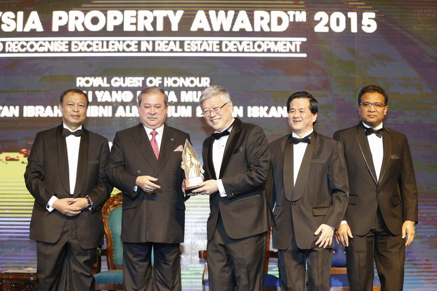 The Haven Ipoh Bags Fiabci Malaysia Property Award 2015 From Emily To You