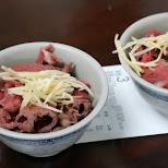 popular beef soup bowls in Tainan, Taiwan in Tainan, T'ai-nan, Taiwan