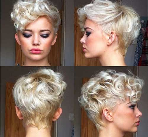 super short pixie cut trends 2017 - style you 7