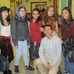 2013-2014 Holiday Caroling