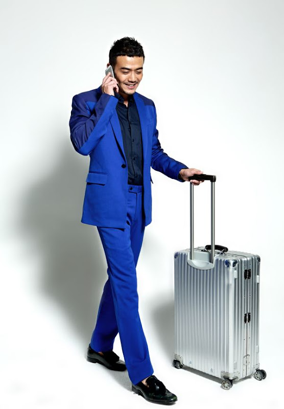 Yang Shuo China Actor