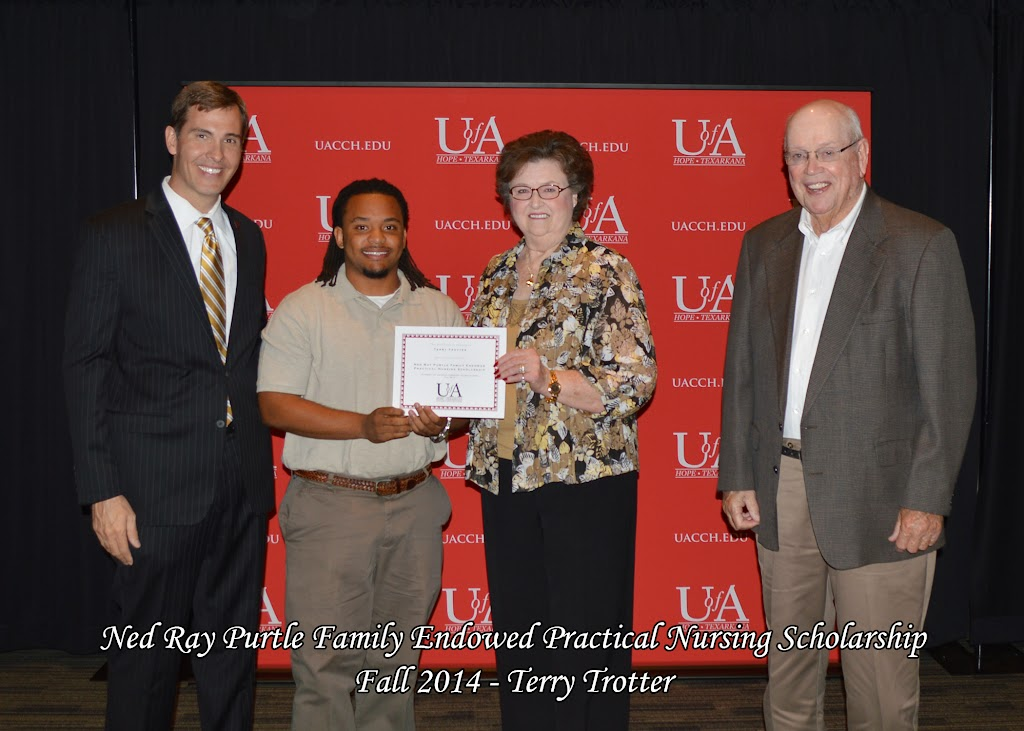 Scholarship Awards Ceremony Fall 2014 - Terry%2BTrotter.jpg