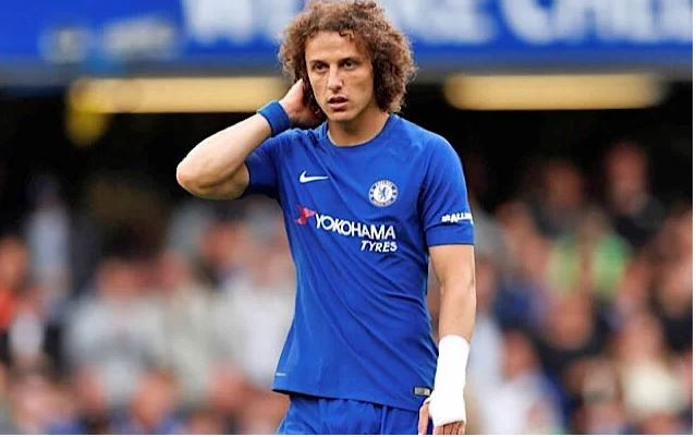 Arsenal Boss Arsene Wenger Wants To Sign Chelsea Defender David Luiz