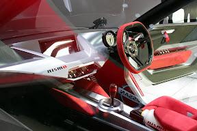 Nissan IDx Nismo Interior