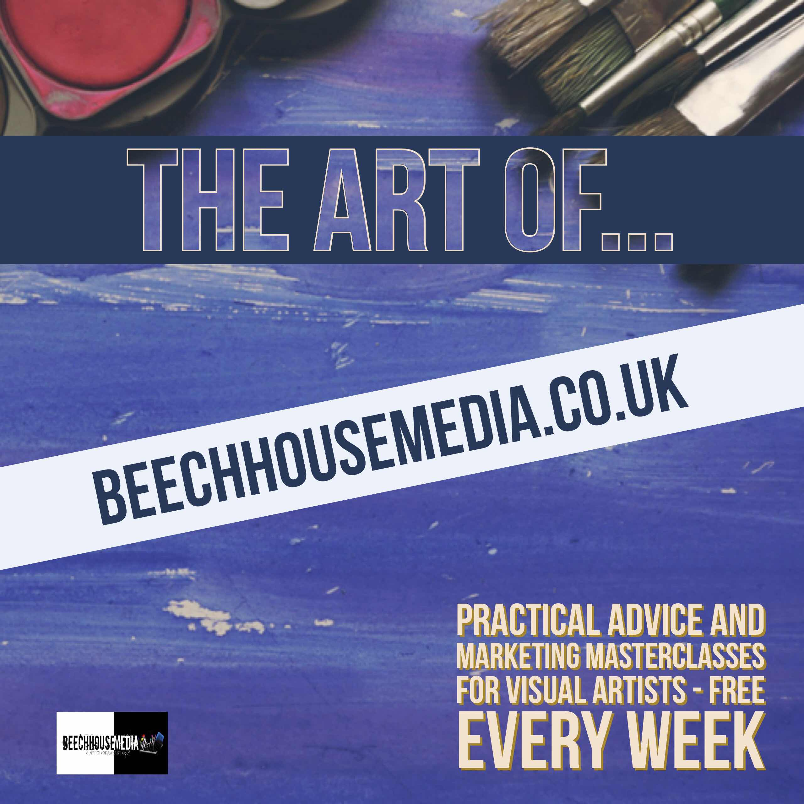 the Art of beechhouse media Mark Taylor artist