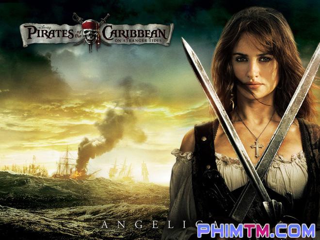 Xếp hạng phản diện trong loạt phim Pirates of the Caribbean - Ảnh 1.