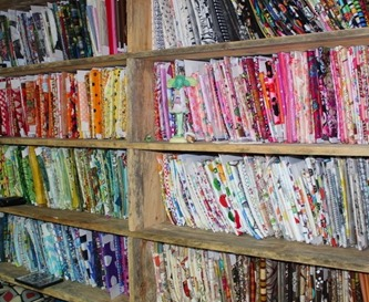 sorted fabric