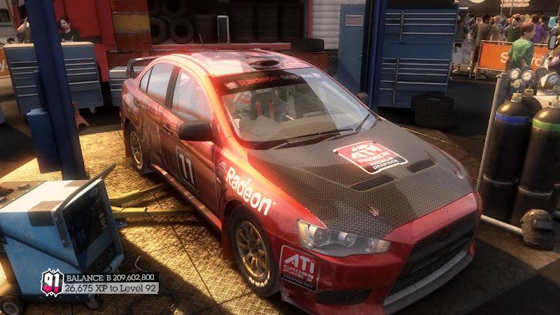 รายการรถกลุ่ม Rally ใน DiRT2 Mer-07