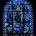 Eglise Saint-Pierre Saint-Paul : vitrail du Curé d'Ars