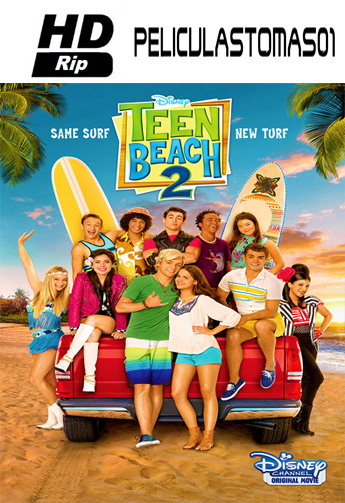 Teen Beach 2 (2015) HDRip