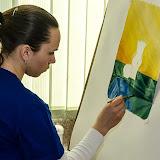ЦТРиГО. Юные художники