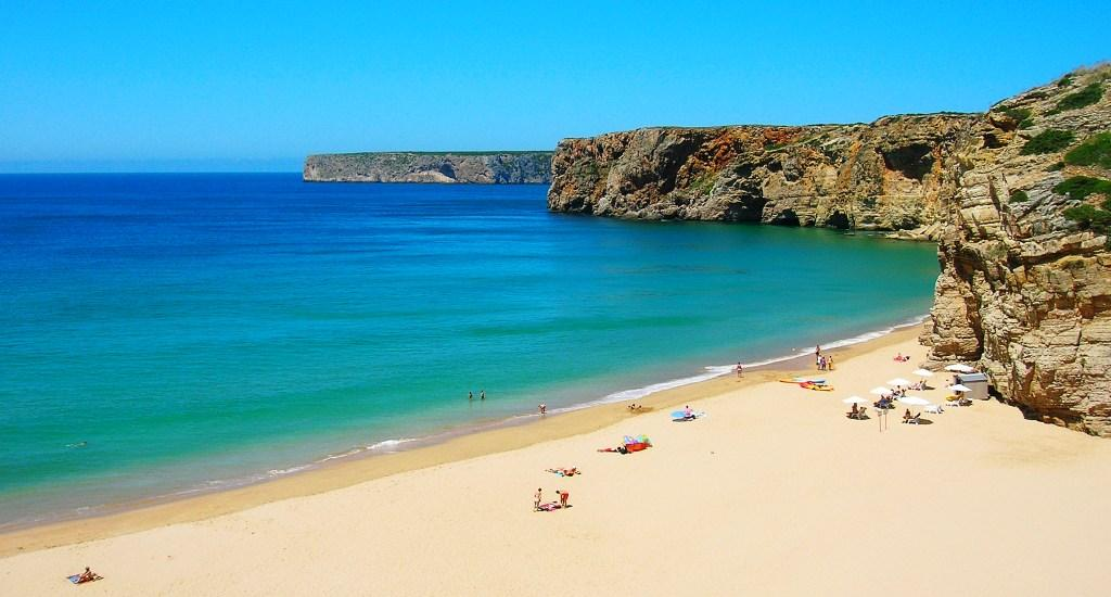 Playa Beliche, Algarve