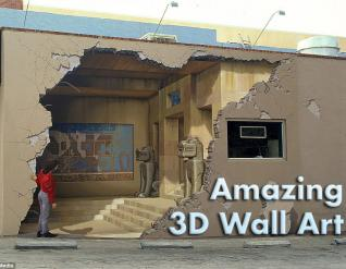 3D Wall Art:girls0