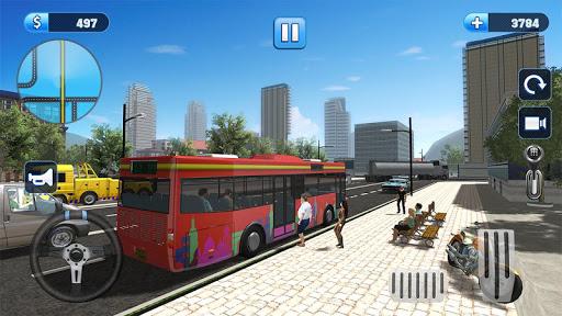 Xtreme Coach Bus Simulation 3d 1.1 screenshots 2