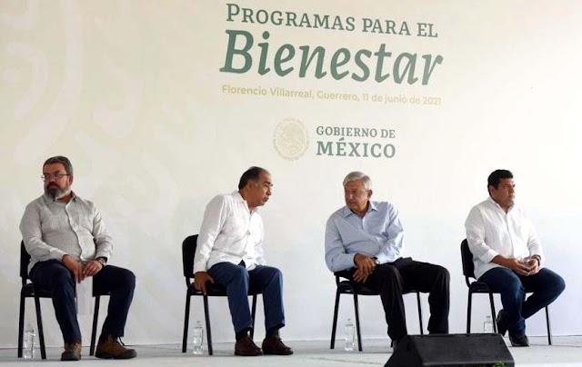 SUPERVISA PRESIDENTE LÓPEZ OBRADOR OBRAS DE SCT  CON INVERSIÓN DE 4 MIL 205 MILLONES DE PESOS.