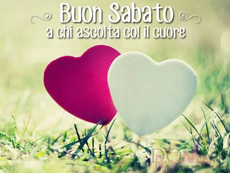 Super Buon Sabato e buon week-end | PerDonne WG45
