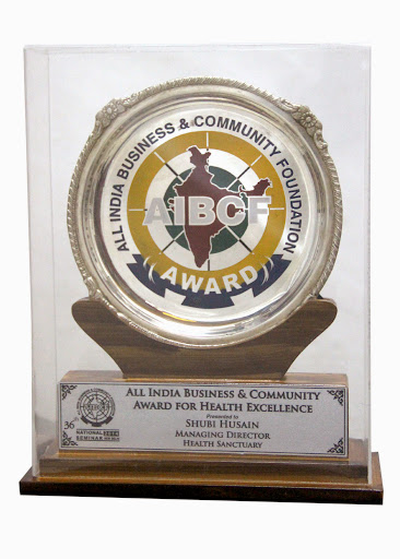Shubi Husain' awarded AIBCF's Business Community award