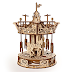 Wooden Mechanical Model Kits and Puzzles in the USA