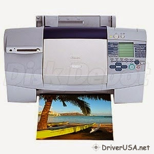 download Canon S830D Inkjet printer's driver