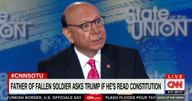 Why Khizr Khan is a perfect victim