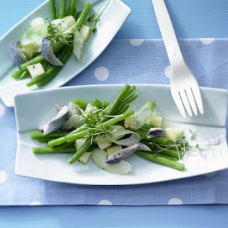 Herring-Green Bean Salad