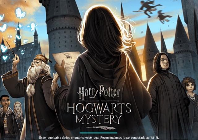 Hogwarts Mystery | chegou o RPG baseado no universo de Harry Potter