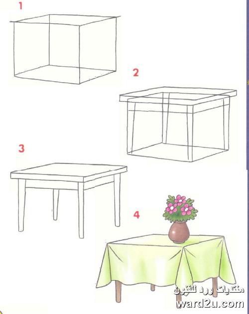 كتاب تعليم الرسم للاطفال فى خطوط بسيطة