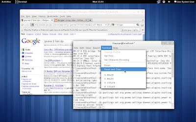 Fedora 15 Alpha - screenshot 2