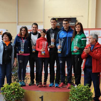 Carrera de Ciudad Real 2018 - Trofeos